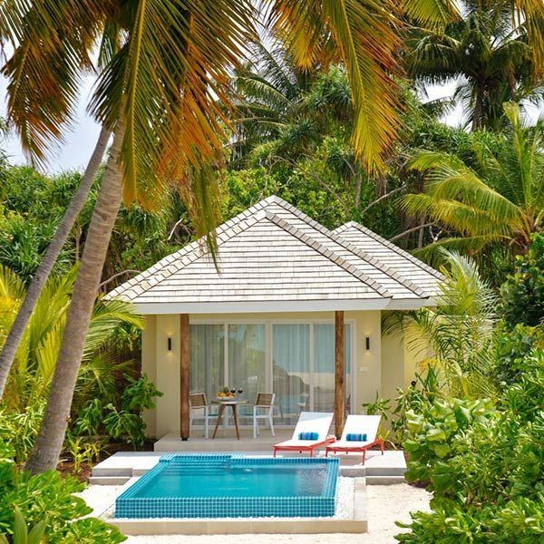 Sunset Beach Pool Villa with Jacuzzi